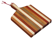 Exotic Cutting Board with Handle
