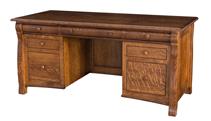 Castlebury Flattop Desk