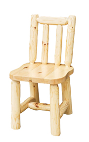 Fireside Rustic Econo Line Dining Chair