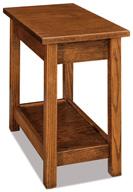 Centennial Open Chair Side End Table