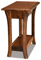 Ensenada Open Chair Side End Table