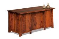 Grant Double Pedestal 7 Drawer Desk