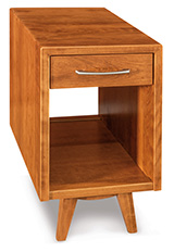Marina Open Chair Side End Table