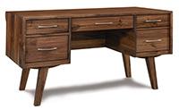 Marina 5 Drawer Desk