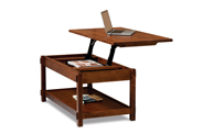 Centennial Open Lift Top Coffee Table with Counterweight