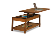 Colbran Open Lift Top Coffee Table with Counterweight