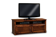 Durham Economy TV Stand 2 Door with VCR Opening