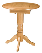 "36 & 42"" Diameter Game Pub Table"