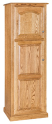 Lux Traditional 2-Door Pantry Cabinet