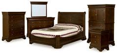 Palm Valley Bedroom Set