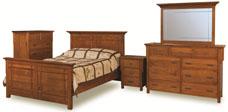 Kingston Prairie Bedroom Set