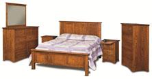 Mission Economy Bedroom Set