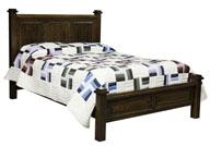 Hoosier Classic Bed