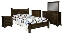 Hoosier Classic Bedroom Set
