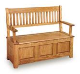"""Classic 48"""" Liftlid Bench"""
