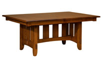 El Capitan Trestle Dining Table