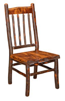 Millcreek Live Edge Side Chair