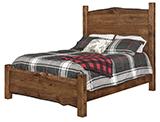 Crosslake Live Edge Bed