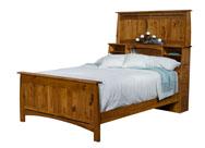 Boulder Creek Bookcase Bed