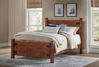 Live Wood Bed