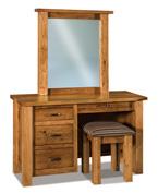 Heidi 4 Drawer Vanity Dresser