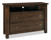 Heidi 2 Drawer Media Chest