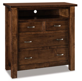 Heidi 4 Drawer Media Chest