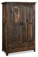 Ironwood Wardrobe Armoire