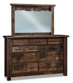 """Vandella 71"""" 9 Drawer Dresser"""