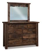"""Vandella 64"""" 9 Drawer Dresser"""