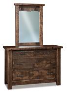 Vandella 4 Drawer Dresser