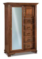 Hoosier Heritage with Sliding Door