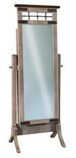 Ironwood Cheval Mirror