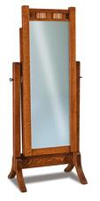 Sequoyah Cheval Mirror