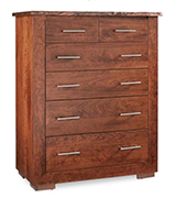 Live Wood 6 Drawer Chest