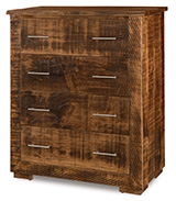 Live Wood 4 Drawer Chest