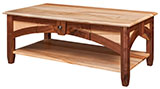 Kensing Coffee Table (2 Wood Combination)