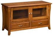Berkley TV Cabinet with Doors
