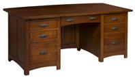 Oakwood Executive Desk