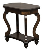 LorMel Chairside Table