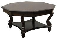 LorMel Octagon Coffee Table