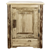 Glacier Country Accent Cabinet