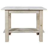 Homestead Console Table with Shelf