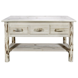 Montana 3 Drawer Console Table