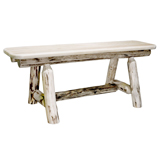 "Montana 45"" Plank Style Bench"