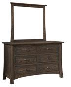 Addison 6 Drawer Dresser