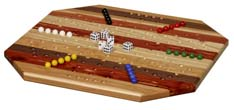 Aggravation Game-Multi Wood