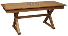 Burlington Game Table