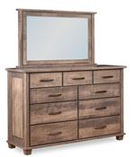 Monarch 9 Drawer Dresser