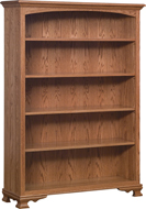 "Heritage 48"" Bookcase"